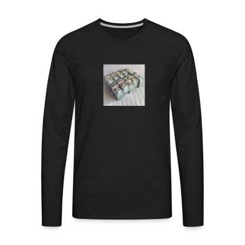 $$$$ - Men's Premium Long Sleeve T-Shirt