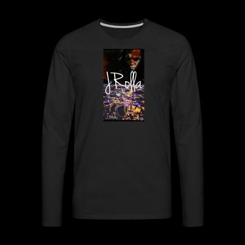 JRolla-Wish - Men's Premium Long Sleeve T-Shirt