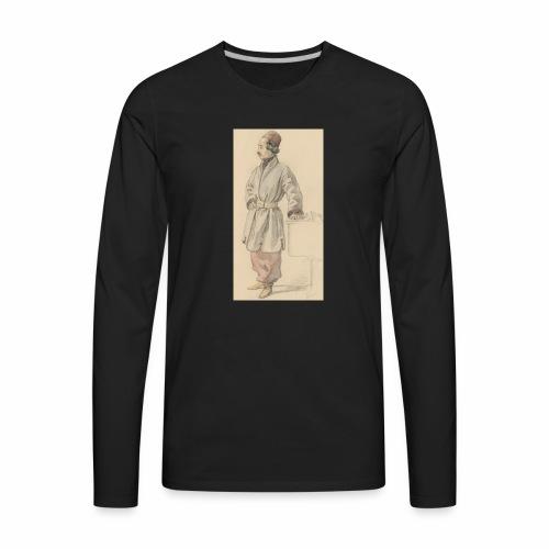 rs portrait sp 01 - Men's Premium Long Sleeve T-Shirt
