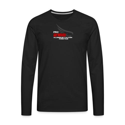 Aluminum Falcon - Men's Premium Long Sleeve T-Shirt