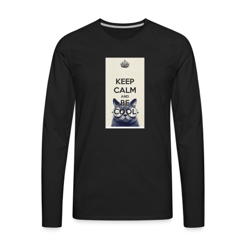 Life as Alexcia merch - Men's Premium Long Sleeve T-Shirt