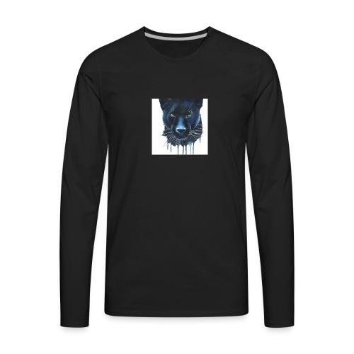 Deep Wild - Men's Premium Long Sleeve T-Shirt