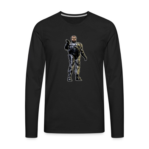 JorgeCop - Men's Premium Long Sleeve T-Shirt