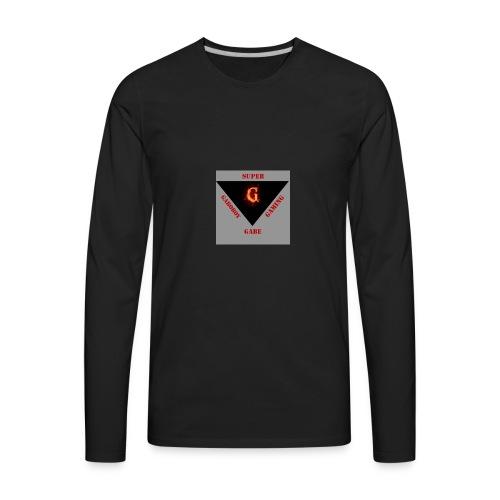 SG MERCH - Men's Premium Long Sleeve T-Shirt