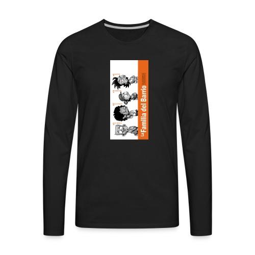 case1iphone5 - Men's Premium Long Sleeve T-Shirt