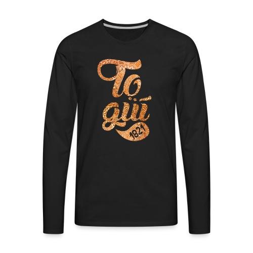 togui1821 - Men's Premium Long Sleeve T-Shirt