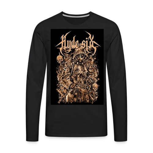 Hyde six - Men's Premium Long Sleeve T-Shirt