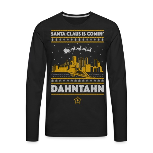 2018_dahntahn - Men's Premium Long Sleeve T-Shirt