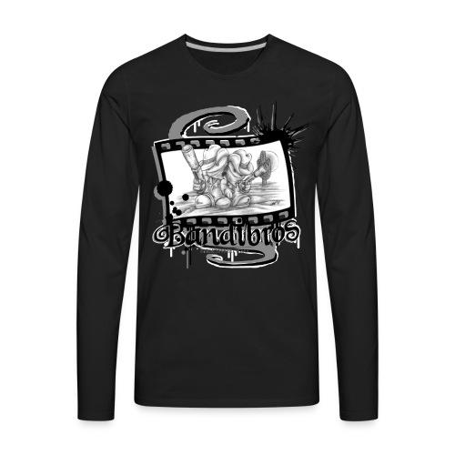 Bandibros I - Men's Premium Long Sleeve T-Shirt