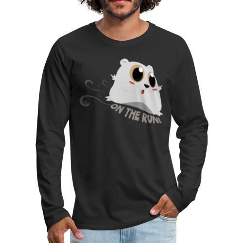 On The Run - Men's Premium Long Sleeve T-Shirt