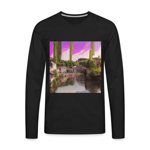 Après Moi, Le Déluge - Men's Premium Long Sleeve T-Shirt