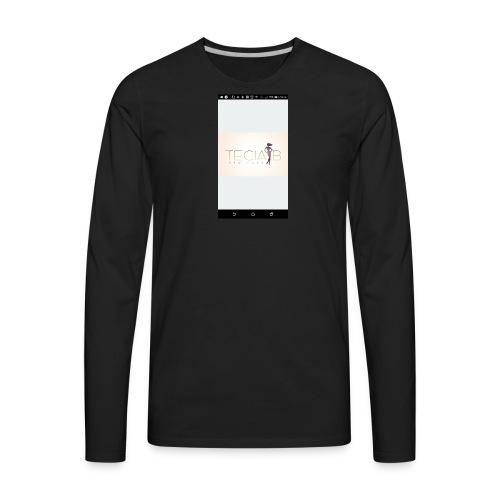 Teciab - Men's Premium Long Sleeve T-Shirt