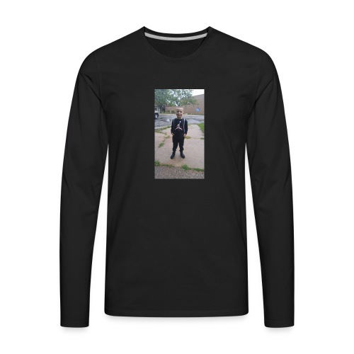 Angelo Clifford Merch - Men's Premium Long Sleeve T-Shirt