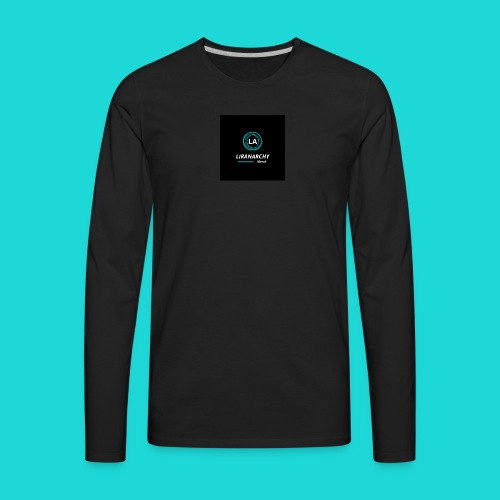 liranarcy 1 - Men's Premium Long Sleeve T-Shirt