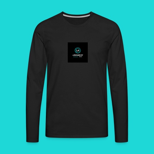 liranarcy 1 - Men's Premium Long Sleeve T-Shirt