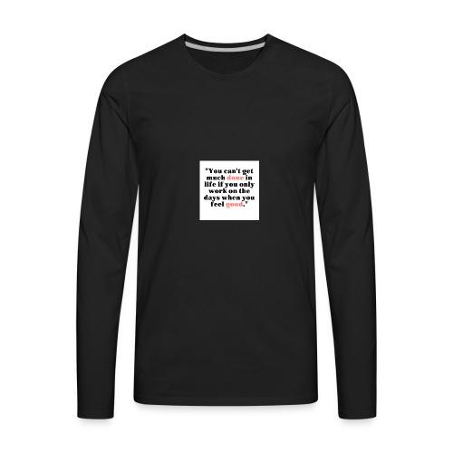 f59b4ec70e641532a54c8ddedb2eedb2 - Men's Premium Long Sleeve T-Shirt