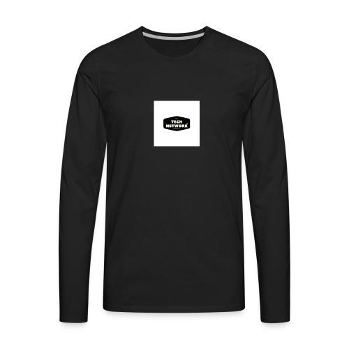 TECH NETWORK - Men's Premium Long Sleeve T-Shirt