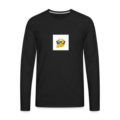 Shadow the gamer - Men's Premium Long Sleeve T-Shirt