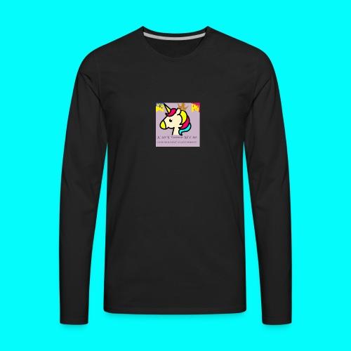 KME'S LOGO - Men's Premium Long Sleeve T-Shirt