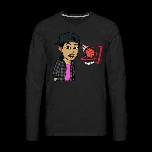 Unofficially : SEASON 2!!! - Men's Premium Long Sleeve T-Shirt