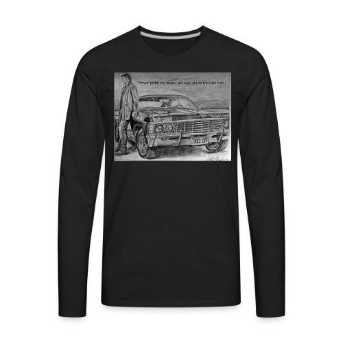Supernatural Baby - Men's Premium Long Sleeve T-Shirt