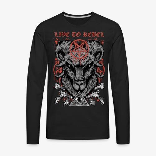 SABBATIC - Men's Premium Long Sleeve T-Shirt