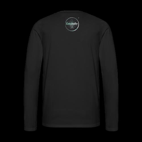 Originales Co. Blurred - Men's Premium Long Sleeve T-Shirt