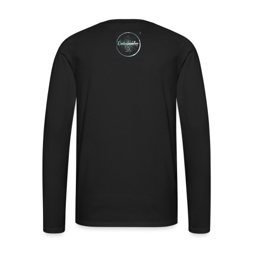 Originales Co. Blurred - Men's Premium Long Sleeve T-Shirt