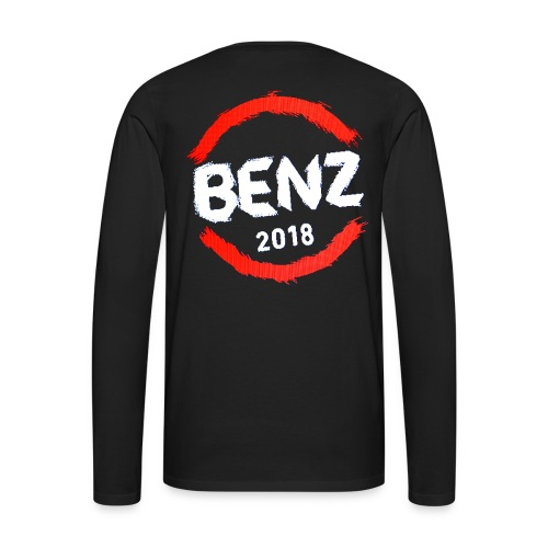 Benz Apparel - Men's Premium Long Sleeve T-Shirt