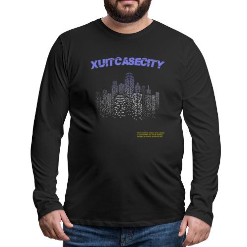 XCC TOUR - Men's Premium Long Sleeve T-Shirt