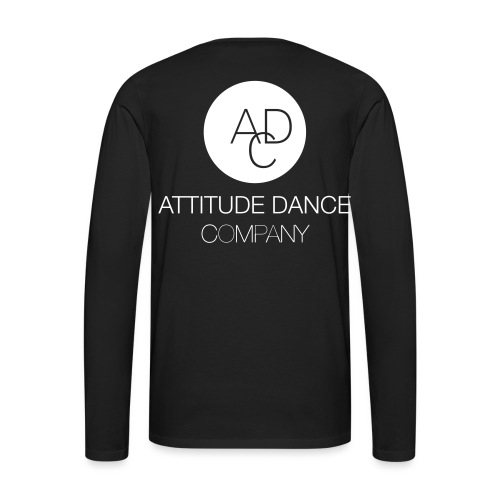 ADC Logo - Men's Premium Long Sleeve T-Shirt