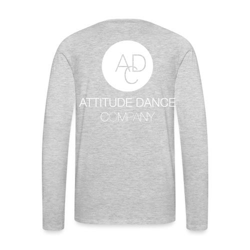 ADC Logo - Men's Premium Long Sleeve T-Shirt
