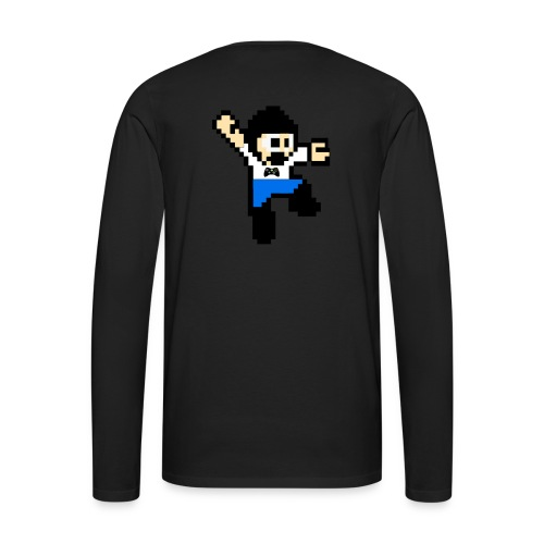 MegashotRomero - Men's Premium Long Sleeve T-Shirt