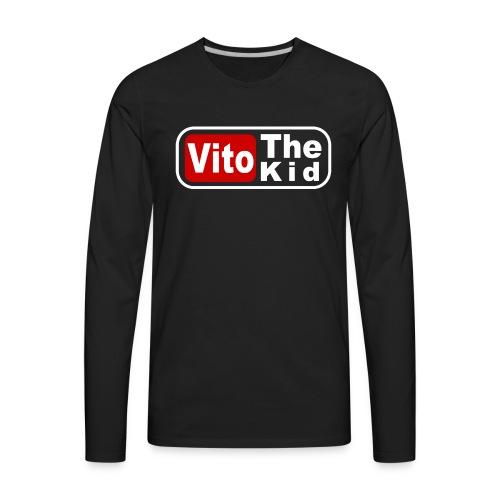 Vito the Kid T-Shirt - Youth Sizes - Men's Premium Long Sleeve T-Shirt