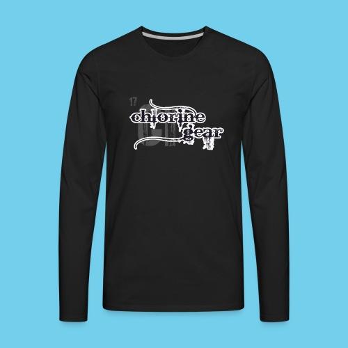 Butterwhy.png Sweatshirts - Men's Premium Long Sleeve T-Shirt
