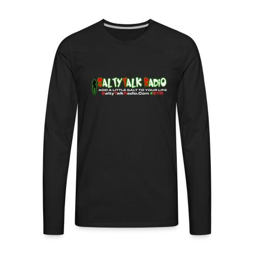 str front png - Men's Premium Long Sleeve T-Shirt