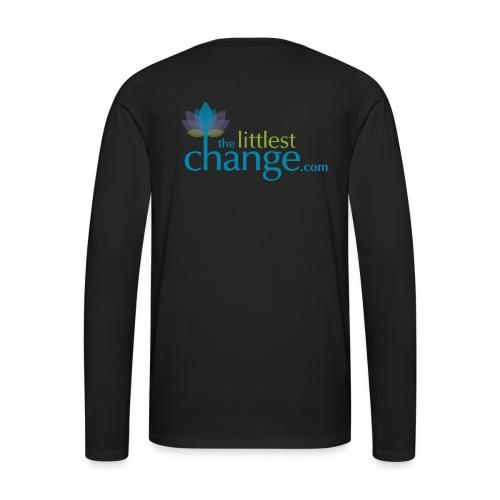 Teach, Love, Nurture - Men's Premium Long Sleeve T-Shirt