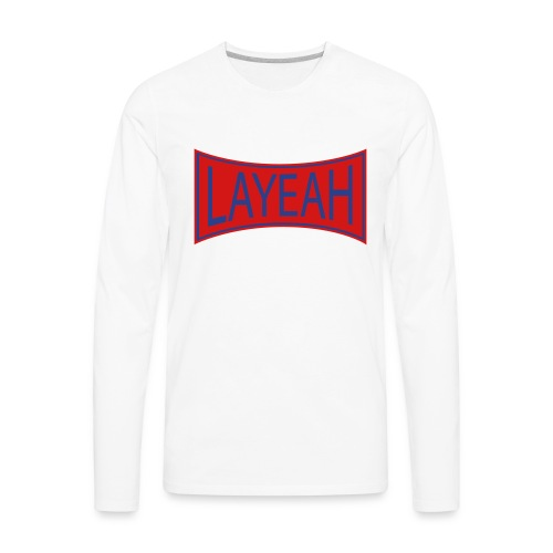 Standard Layeah Shirts - Men's Premium Long Sleeve T-Shirt