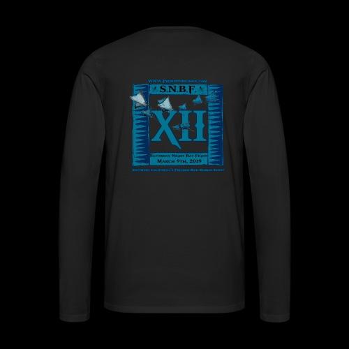 SNBF XII - Men's Premium Long Sleeve T-Shirt