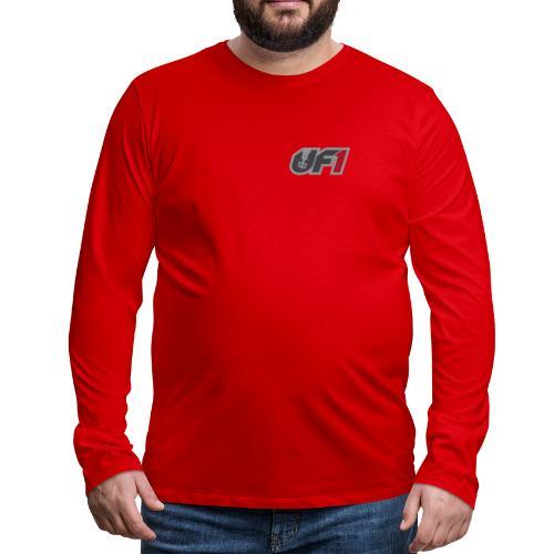 UF1 - Ultimate Formula 1 - Men's Premium Long Sleeve T-Shirt