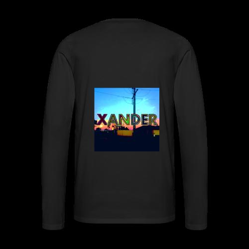 THE STREET OF XANDER - Men's Premium Long Sleeve T-Shirt