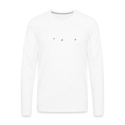 BUTTFUMBLE 6 (With Cartoon) - Men's Premium Long Sleeve T-Shirt