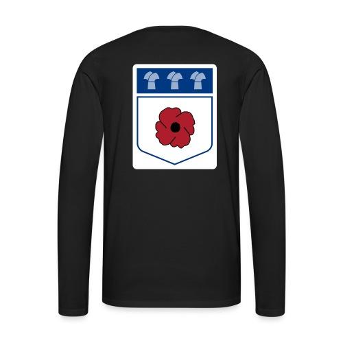 Saskatchewan Large - Men's Premium Long Sleeve T-Shirt