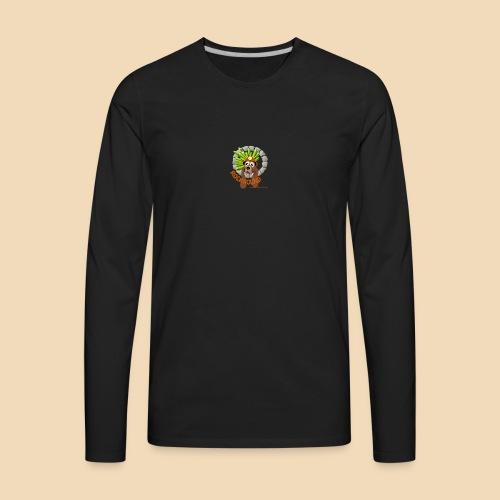 Rockhound reduce size4 - Men's Premium Long Sleeve T-Shirt