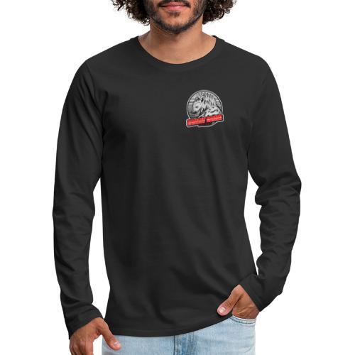 Ramsay Gamer Logo - Men's Premium Long Sleeve T-Shirt