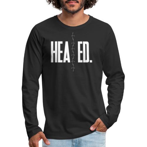Healed - Men's Premium Long Sleeve T-Shirt