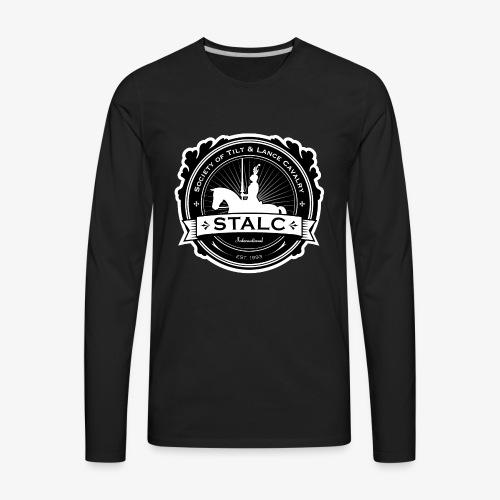 STALC Logo - Men's Premium Long Sleeve T-Shirt