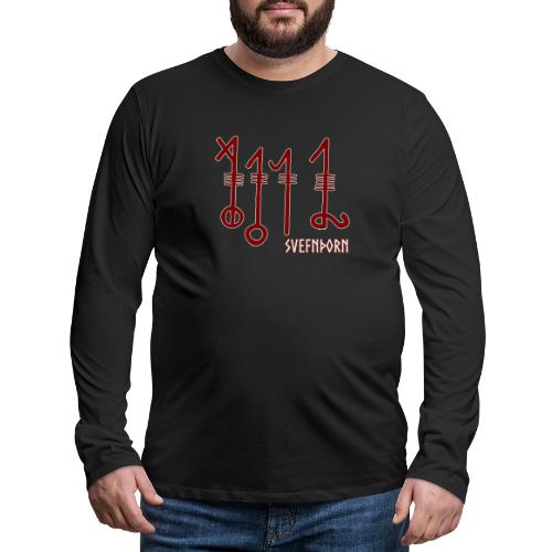 Svefnthorn (Version 1) - Men's Premium Long Sleeve T-Shirt