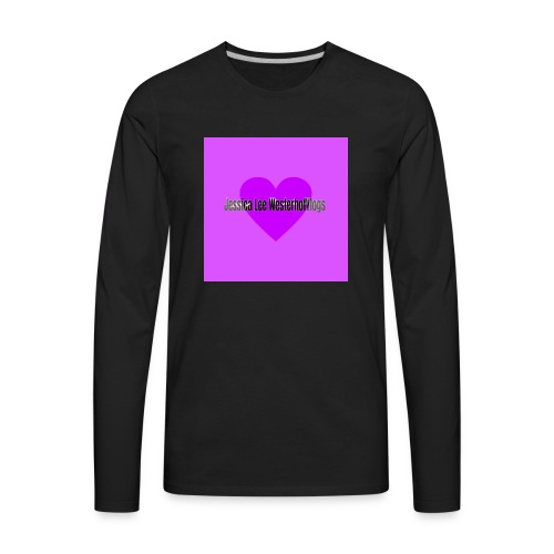 75F77ED3 E905 4E27 A945 77814E3CEA50 - Men's Premium Long Sleeve T-Shirt