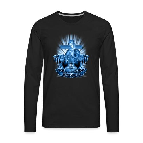 Sacred by RollinLow - Men's Premium Long Sleeve T-Shirt